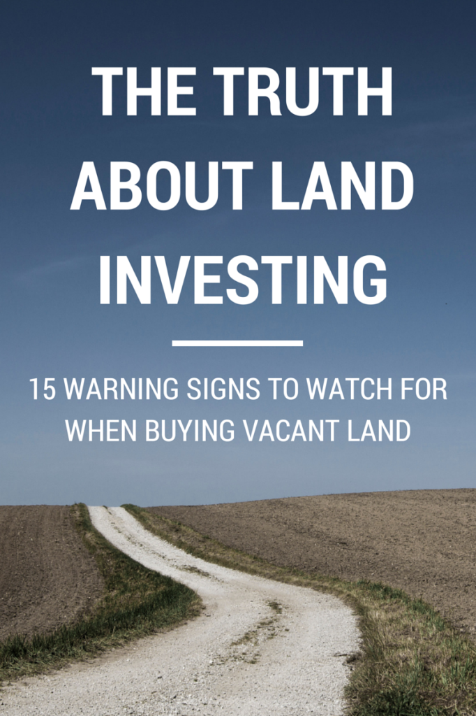 Truth About Land Investing
