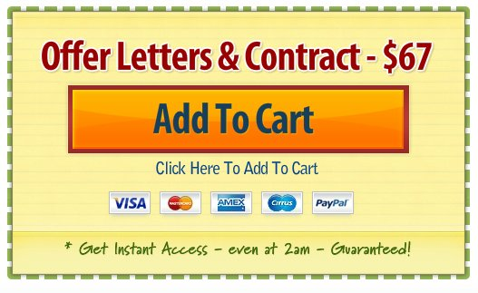 Offer Letters Contract 67