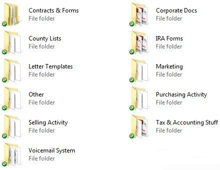Folder Organization3