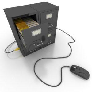 computer file organization