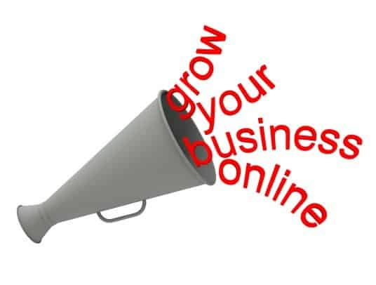 Grow your business online