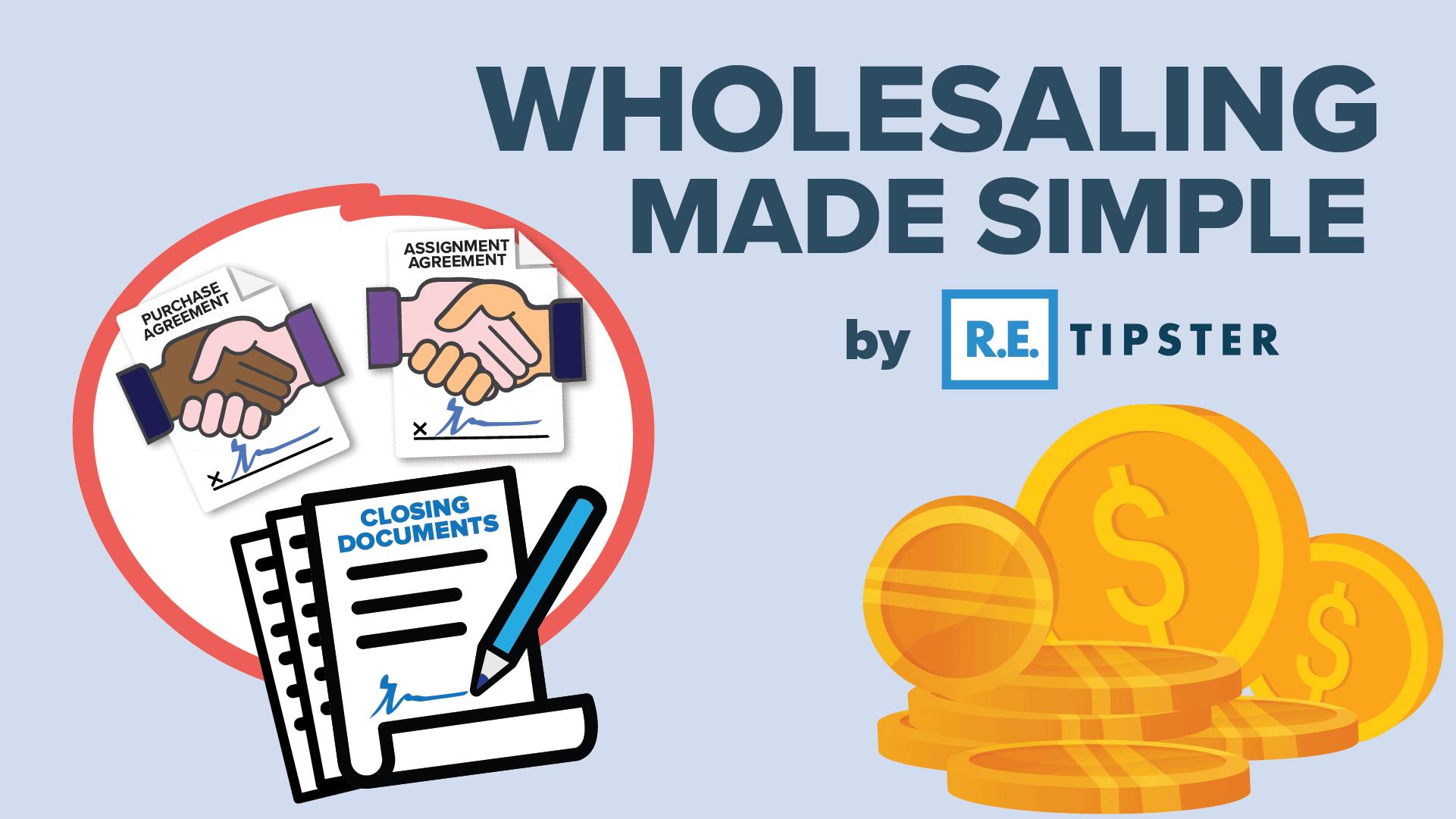 Wholesaling Made Simple Header