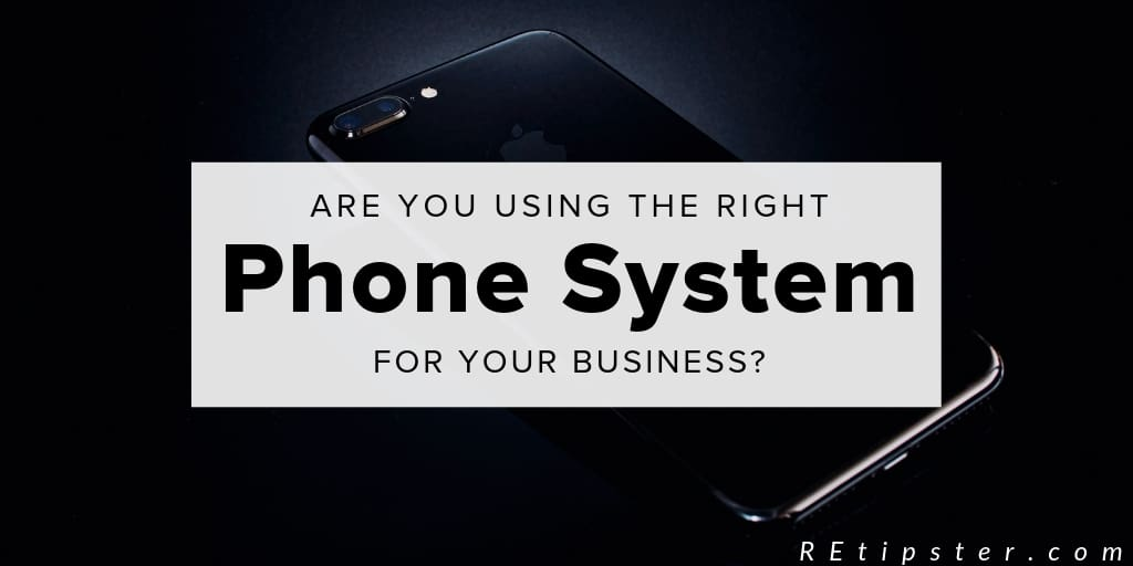 are you using the right phone system