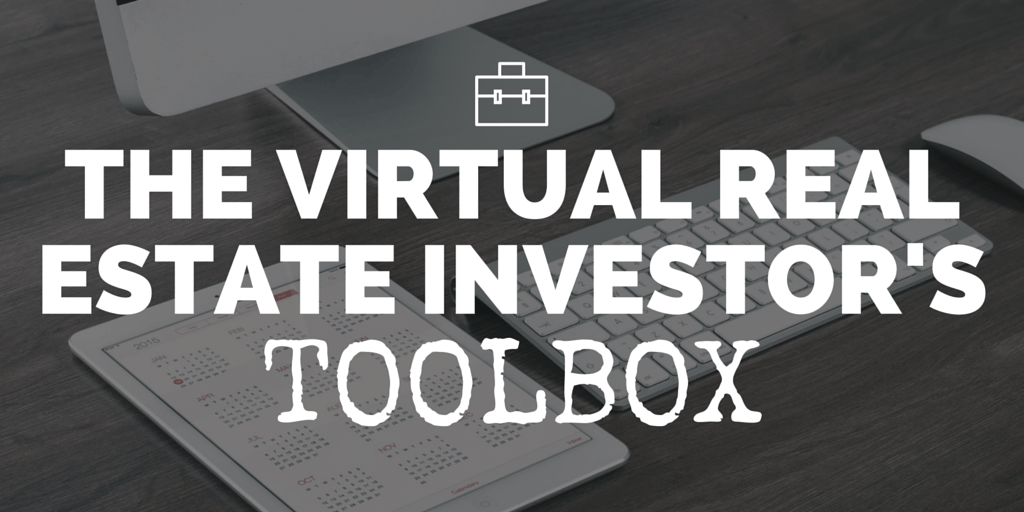 Virtual Real Estate Investor's Toolbox