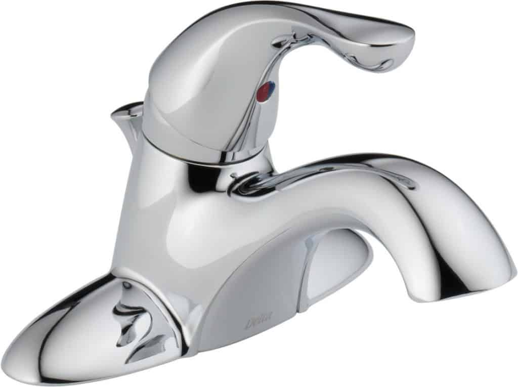 Delta Bathroom Faucet 1.5 GPM