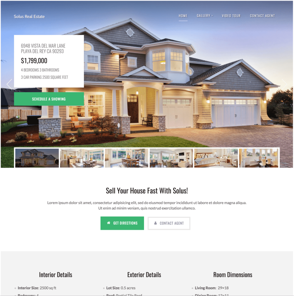Top 10 Wordpress Themes For Real Estate Agents And Investors Retipster