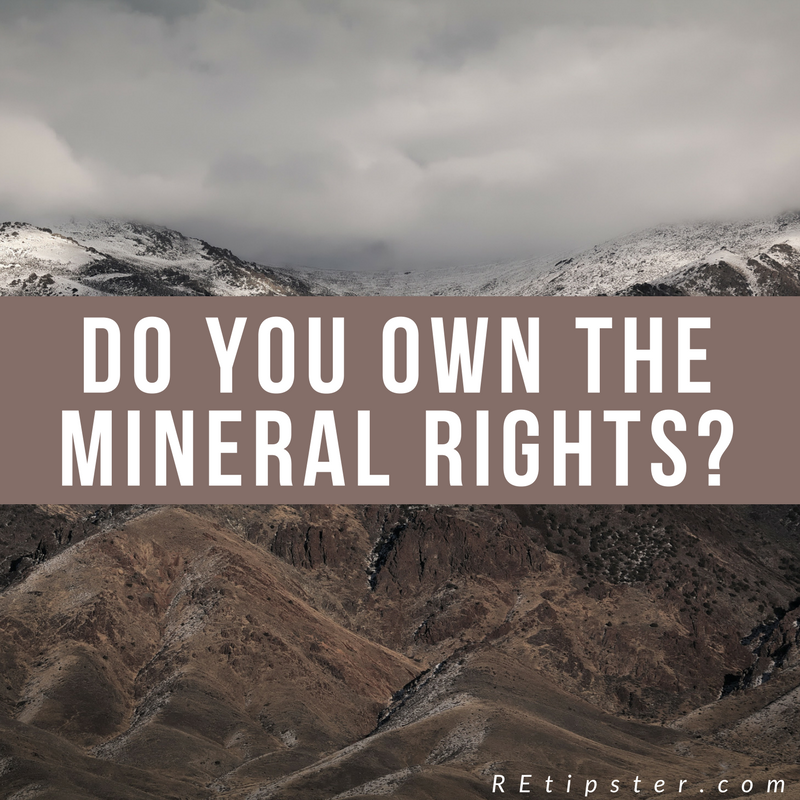 What Every Land Investor Should Know About Mineral Rights Retipster