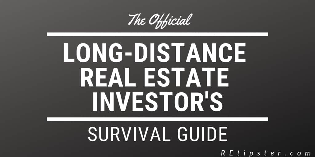 long distance real estate investor