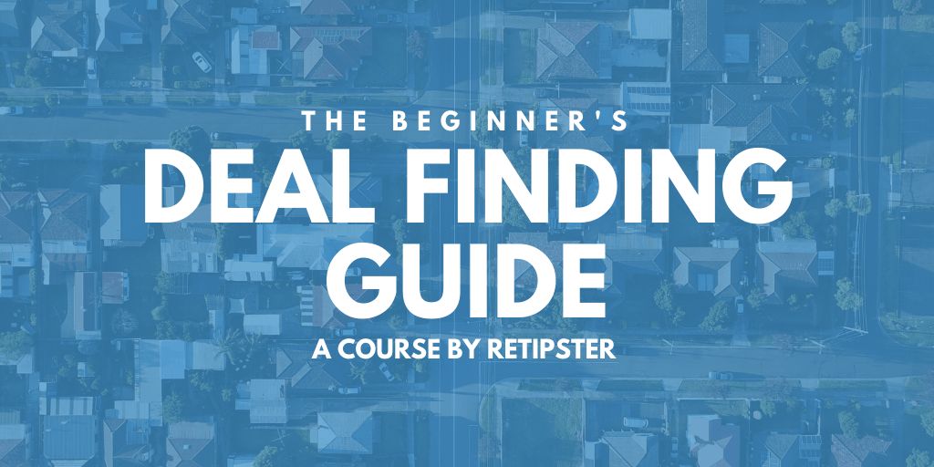 introducing deal finding guide retipster