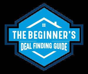 The Beginner's Deal Finding Guide Logo