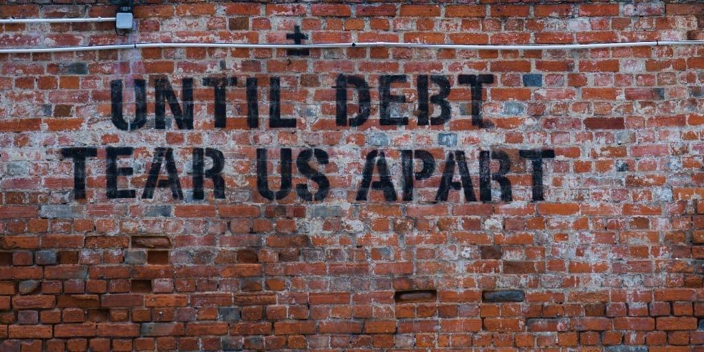 is debt good or bad