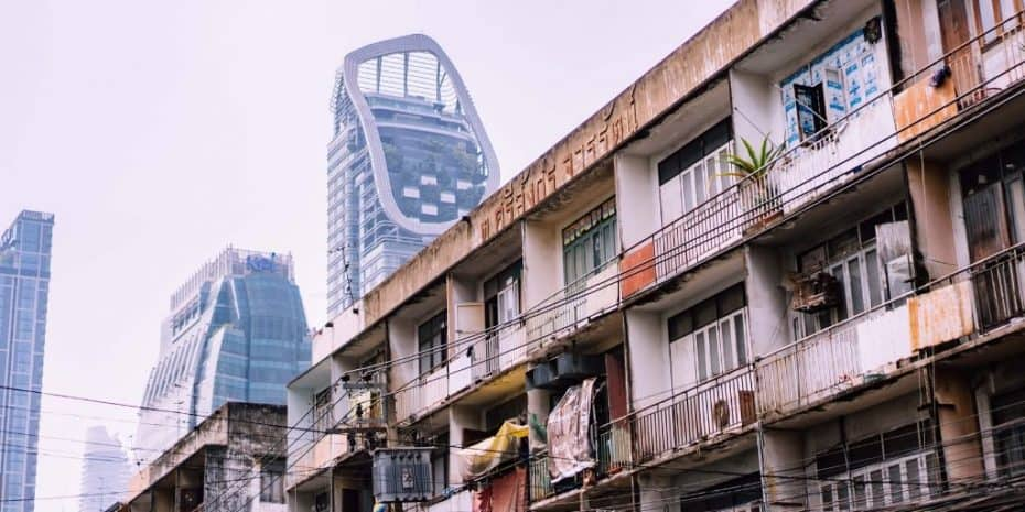slumlord building
