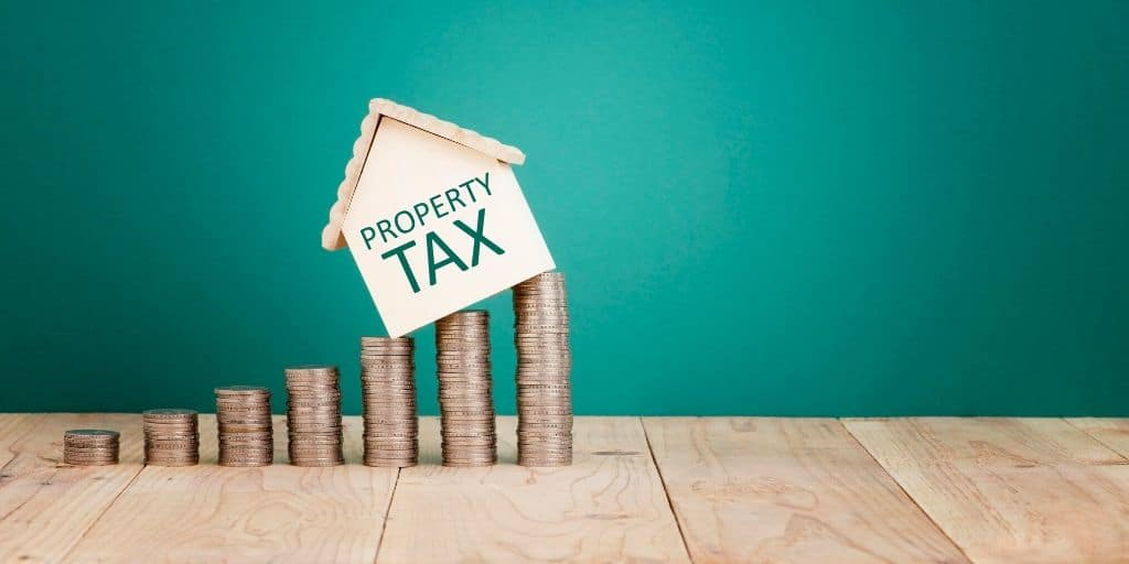 single net lease property taxes